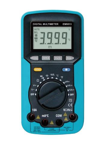 WT-2037 Digitale multimeter AC/DC-0