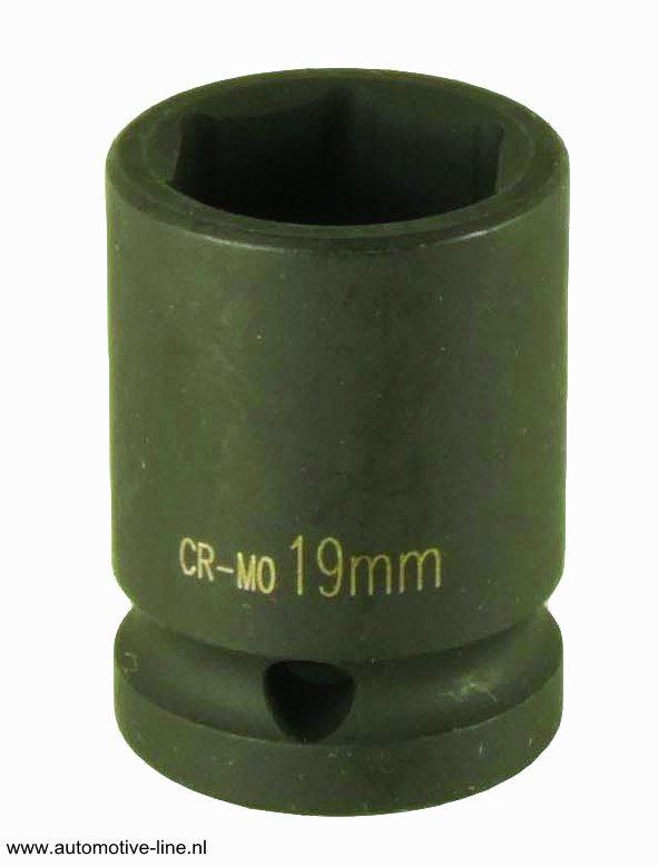 "Steiner krachtdoppen kort 3/8"" (7mm t/m 21mm)-0"