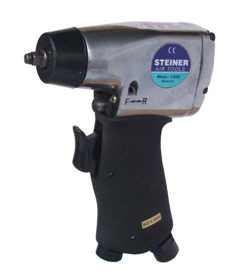 "STEINER SR1200 1/4"" Slagmoersleutel 5 - 60 Nm-0"
