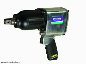 """STEINER SR1218N Sterke slagmoersleutel (3/4"""" / 1500 Nm)-0"""