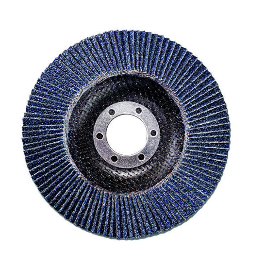 Lamellenschijf afgeschuind Ø 115mm (korrel 40 t/m 80)-0