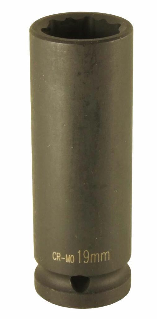 """Steiner krachtdoppen lang 12-kant 1/2"""" (10mm t/m 24mm)-0"""
