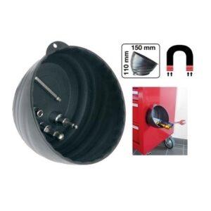 WT-1325 Magneetschaal met extra hoge rand-0
