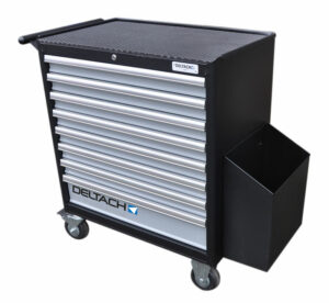Deltach 900510 Afvalbak voor Deltach gereedschapswagen-0