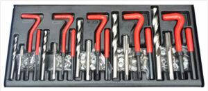 WT-2114 Schroefdraad reparatieset M5, M6, M8, M10, M12 (131 delig)-0