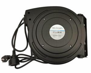 DELTACH ST123020 Electro haspel 2000W/20m 3x1,5mm2-0