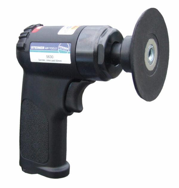 STEINER SR5630 Mini slijpmachine met 50+75mm roloc pad-0