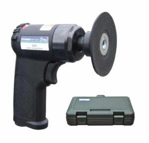 STEINER SR5630K Mini slijper met Ø50mm + Ø75mm pads-0