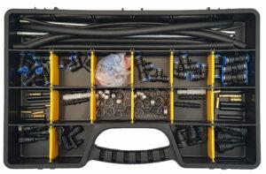 Brandstofleiding reparatieset - 117 delig-0