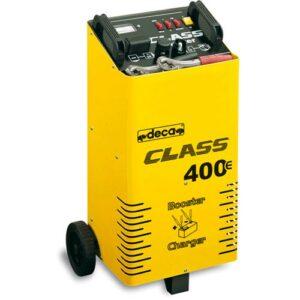 DECA CLASS Booster 400E - 400 Amp booster 12/24 Volt 230V 50/60 Hz-0