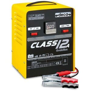DECA CLASS 12A Acculader 9 Amp 12/24 Volt-0