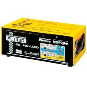 DECA FL 1113D Acculader 11 Amp 6/12/24 Volt-0