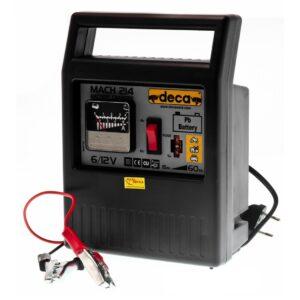 DECA MACH 214 Acculader 4 Amp 6/12 Volt-0