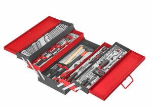 FORCE 50235-101 Gereedschapskist gevuld 101 delig - Force Tools-0