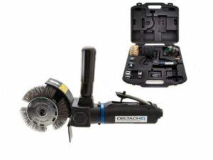 Multislijper / Borstelmachine in koffer met accessoires - DELTACH-0