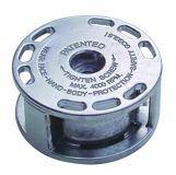 Adapter voor 23mm borstelbanden en rubber erasers - DELTACH-0