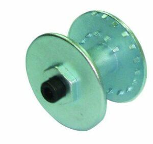 Adapter voor cleanschijf (dubbel) - DELTACH-0