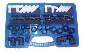 Koelvloeistof / radiator slang reparatie set 56-delig-0
