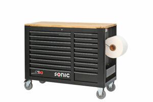 SONIC 47307118 Gereedschapswagen S14 leeg-0