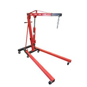 EAGLE PRO E-9320 Werkplaatskraan inklapbaar 2000 kg-0