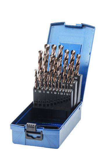 Spiraalborenset Cobalt 1,0mm t/m 13,0mm - Deltach-0