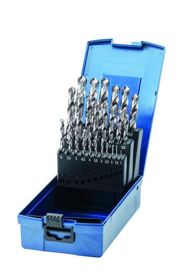 Spiraalborenset 1,0mm t/m 13,0mm - Deltach-0