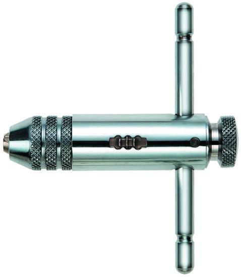 Tapkruk ratel voor tappen M5 - M12 - Deltach-0