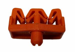 Remleidingclip dubbel 4,75mm - 8mm-0