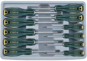 FORCE 2119T Schroevendraaierset Resistorx 11 delig-0