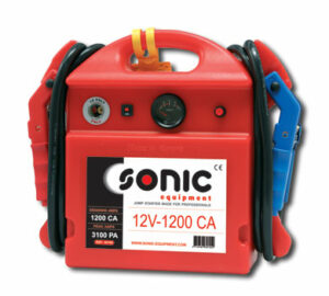 SONIC 48108 Booster portable 12V/1200CA-0