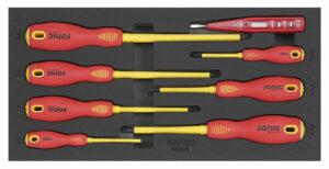 SONIC 600826 VDE schroevendraaierset 8-dlg. SFS 1/3-0