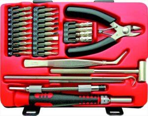 Mini gereedschap set 31-delig (Precisiegereedschap)-0