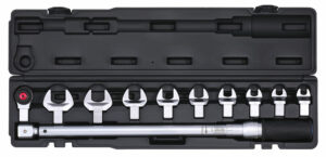 SONIC 601106 Momentsleutelset 14x18 met steekinzetstukken 68-340Nm 11-dlg-0