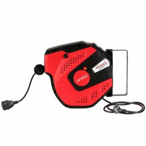 WT-350 Kabelhaspel automatisch 15 meter 3x1,5 mm²-0