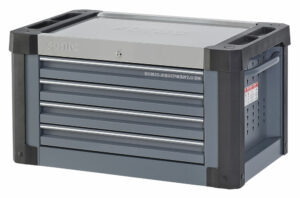 SONIC 4730224 Topbox gereedschapswagen S9 leeg-0