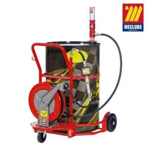 MECLUBE ML 022-1299-E00 Mobiele pneumatische olie-unit-0
