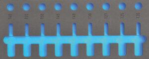 "DELTACH 122905 FOAM module (leeg) tbv 122000 (1/2"" doppenset torx)-0"