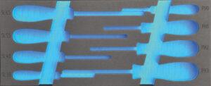 DELTACH 311905 FOAM module (leeg) tbv 311000 (schroevendraaiers)-0