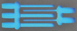 DELTACH 414905 FOAM module (leeg) tbv 414000 (vijlenset)-0