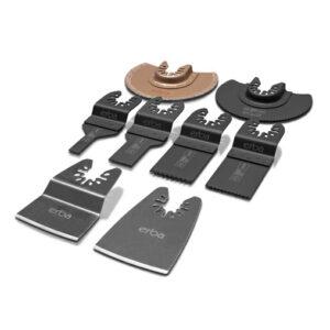 ERBA 33087 Multi tool accessoires 8 delig-0