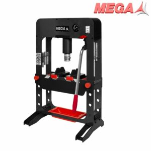 MEGA PRS10G Hydraulische werkplaatspers 10 ton-0