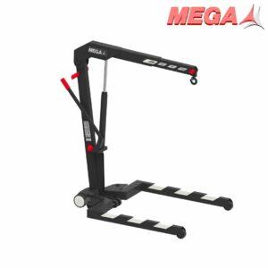 MEGA SCP10 Hydraulische werkplaatskraan 1 ton-0