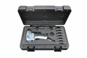 "STEINER SR1200K 1/4"" Slagmoersleutel met toebehoren 5 - 60 Nm-0"