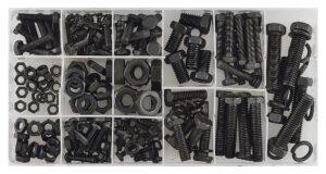 SONIC 4822324 Assortiment bouten en moeren 240 stuks-0