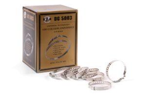 DG 935003 Klembanden voorgerold klein diameter 20-45 mm (100st)-0