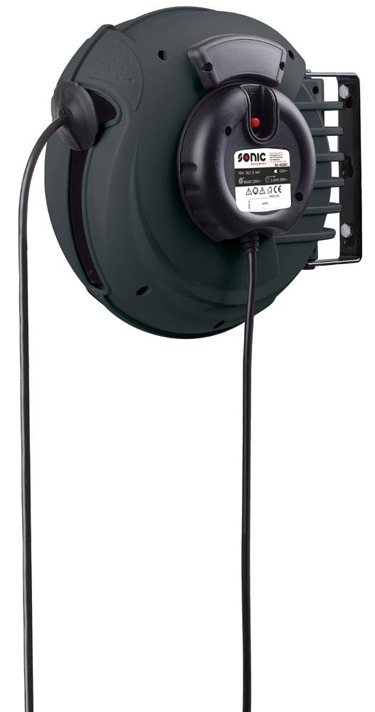 SONIC 4822401 Kabelhaspel 18 meter (3 x 1,5mm)-0