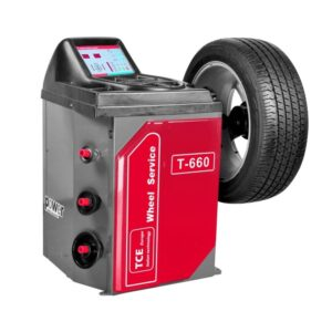 TCE T-660 Banden balanceer apparaat Semi-professioneel -0