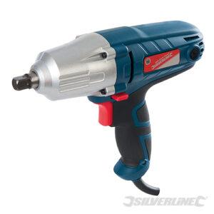 SILVERLINE 593128 Slagmoersleutel elektrisch 230V-0