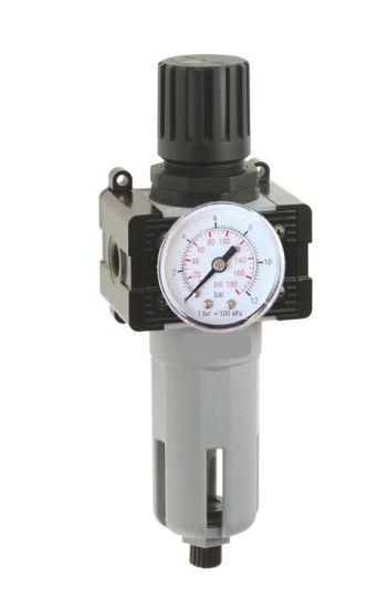 """STEINER SL13520 Waterafscheider met drukregelaar 3/8"""" (850 l/min)-0"""