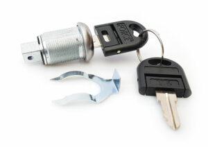 Slot met sleutel voor de Jumbo en Practical serie gereedschapswagens van Force Tools-0